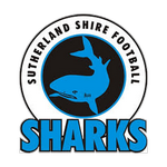 Sutherland Sharks FC logo