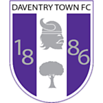 Daventry Town FC logo