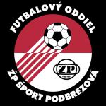 Podbrezová logo