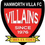 Hanworth Villa Football Club logo