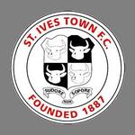 St Ives Town FC logo