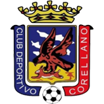 CD Corellano logo