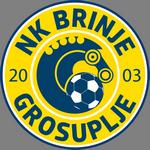 Brinje-Grosuplje logo