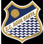 Água Santa logo