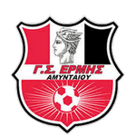 Ermis Amyntaio logo