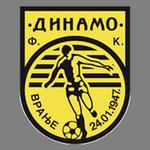 Dinamo Vranje logo