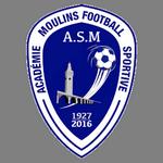 Moulins Football logo