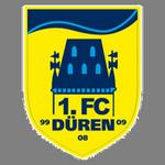1. FC Düren logo
