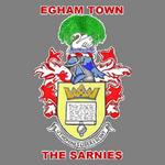 Egham Town FC logo