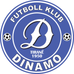 KS Dinamo Tirana logo