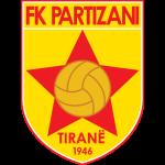 KF Partizani Tirana logo