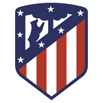 Atl. Madrid logo