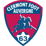 Clermont Foot 63 logo
