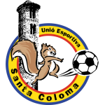 UE St. Coloma logo