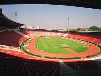 Stadion Rajko Mitić