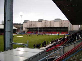The Energy Check Stadium