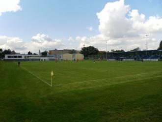 Stadion 1. SK Prostějov