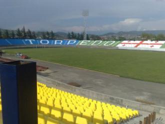 Ramaz Shengelias Sakhelobis Stadioni