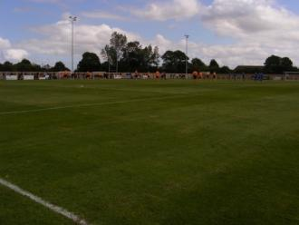 Moore Lane Sports Club Ground