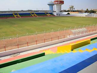 Estadio Municipal Francisco Mendoza Pizarro