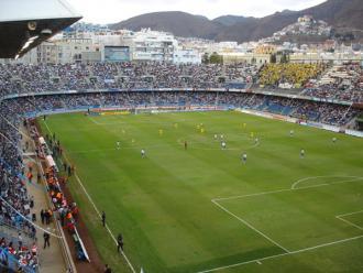 Estadio Heliodoro Rodríguez Lopéz