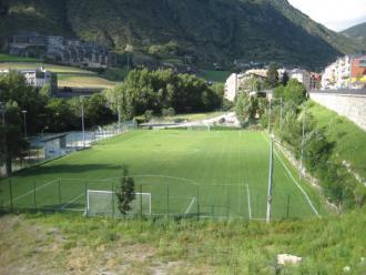 Camp de Futbol Municipal d'Encamp