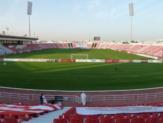 Grand Hamad Stadium (Al-Arabi Stadium)