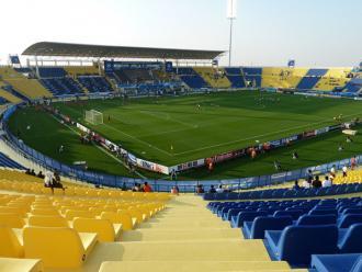 Thani Bin Jassim Stadium (Al-Gharafah Stadium)