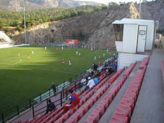 Stadio Kaisarianis Michalis Kritikopoulos