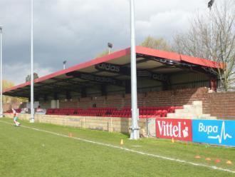 Vale Farm Stadium