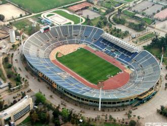 Estadio Nacional Julio Martínez Prádanos