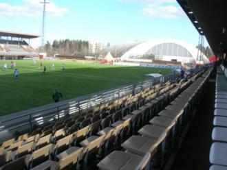 Myyrmäen jalkapallostadion