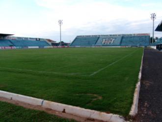 Estádio Municipal Bento de Abreu Sampaio Vidal