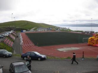 Svangaskarð (graslíkisvøllur)