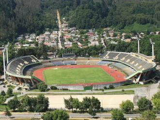 Estadio Municipal Alcaldesa Ester Roa Rebolledo