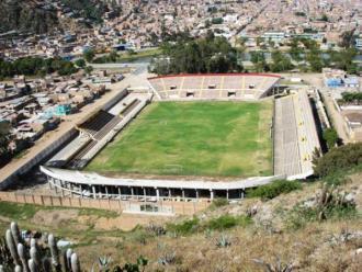 Estadio Heraclio Tapia León