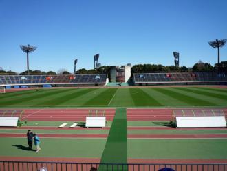 Changchun's People Stadium