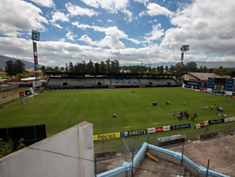 Estadio General Rumiñahui del Valle de Los Chillos