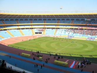 Aleppo International Stadium