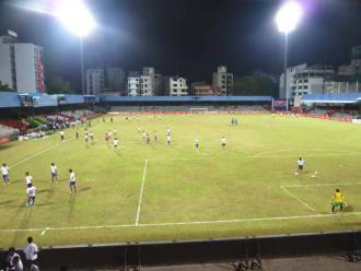 Rasmee Dhandu Stadium
