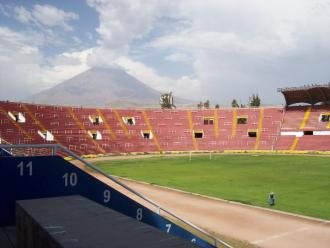 Estadio de la Universidad Nacional San Agustín