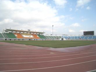Gyeongju Sports Complex artificial