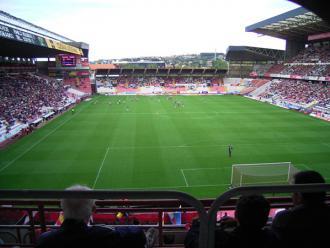 Estadio Municipal El Molinón