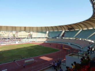 Saparmyrat Türkmenbaşy Adyndaky Olimpiýa Stadiony