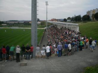 Stadion SK Hanácká Slavia Kroměříž