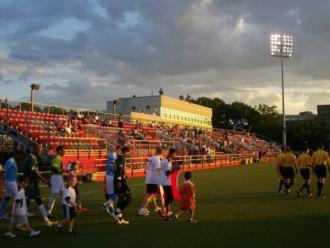 Belson Stadium at St John's University