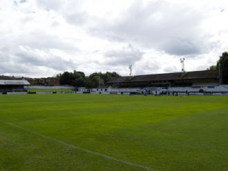 The Chorley Group Victory Park Stadium