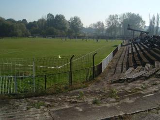Stadion Garbarni przy ul. Barskiej