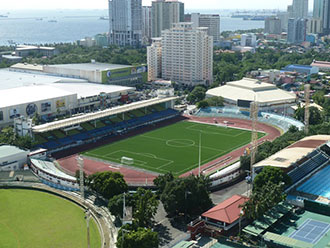 Rizal Memorial Stadium