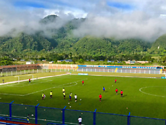 Estadio IPD de Nueva Cajamarca